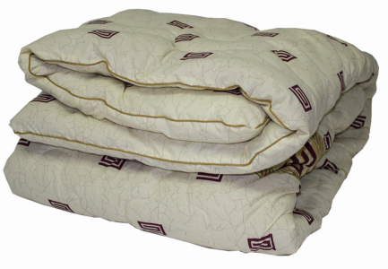 Одеяло зимнее ТМ Homefort Караван