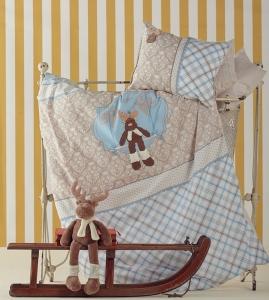 Постельное бельё ТМ Karaca Home детский Dear