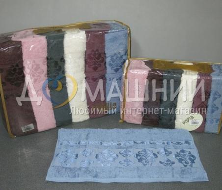 Набор полотенец из хлопка ТМ Pupilla Cotton Lara