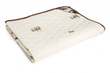 Одеяло детское шерстяное облегченное ТМ Руно Sheep