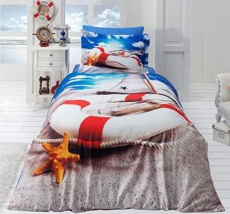 Подростковый постельный комплект ТМ First Choice сатин Coast