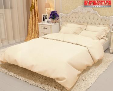 Льняное постельное белье ТМ La Scala L-05