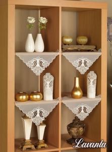 Набор салфеток для дома 6 шт ТМ Arya Kayaoglu Lavanta