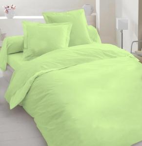 Постельное белье ТМ Nostra бязь Gold 00-0052 Light Green