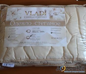 Одеяло облегченное ТМ Vladi в ассортименте