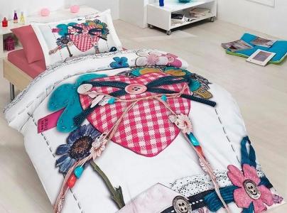 Подростковый постельный комплект ТМ First Choice Lovable