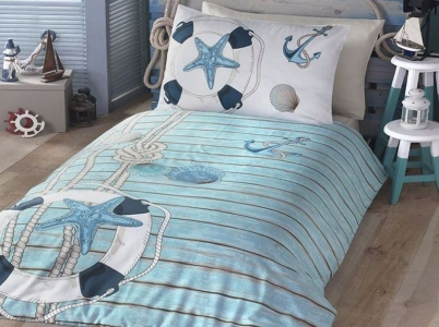 Подростковый постельный комплект ТМ First Choic Sea