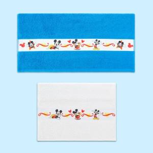 Набор полотенец 2 шт ТМ ТАС Mickey Mouse
