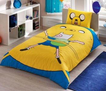 Подростковый постельный комплект ТМ TAС Adventure Time