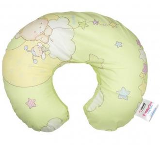 Подушка для беременных и кормления ТМ Sonex BabyCare зеленая