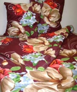 Постельное белье ТМ Nostra поликоттон 555 Brown