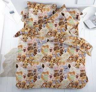 Подростковое постельное белье ТМ Novita бязь 4611