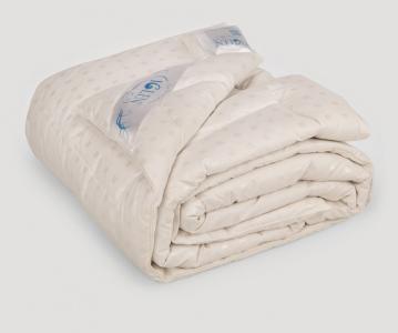 Одеяло зимнее ТМ Iglen стеганое пух-перо