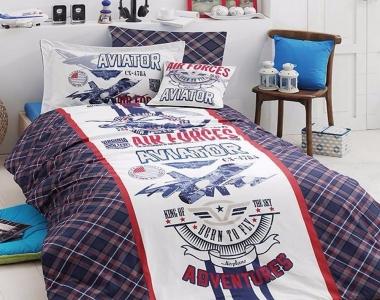 Подростковый постельный комплект ТМ First Choice Aviator