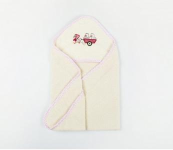 Полотенце-уголок для купания ТМ Lotus Team 03