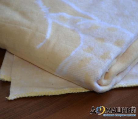 Одеяло детское ТМ Ярослав в подарочной упаковке 45006 бежевое