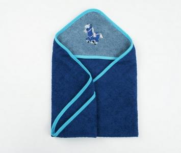 Полотенце-уголок для купания ТМ Lotus Horse 05