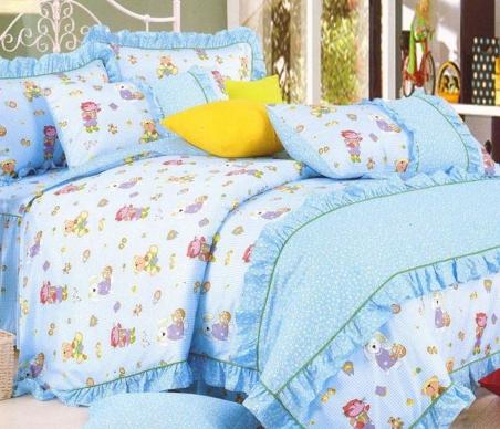 Детский постельный комплект ТМ Love You CR398