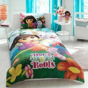 Подростковый постельный комплект ТМ TAС Dora and Boots