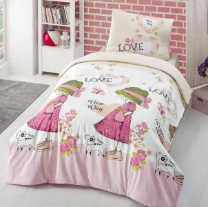 Подростковое постельное белье ТМ Arya Nice Day