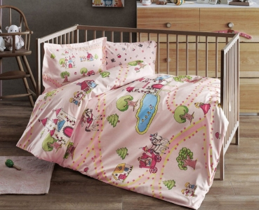 Детский постельный комплект ТМ TAС Princess