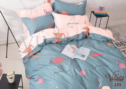Подростковое постельное белье ТМ Вилюта сатин-твил 231