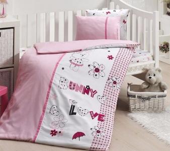 Детский постельный комплект ТМ First Сhoice Love Bunny