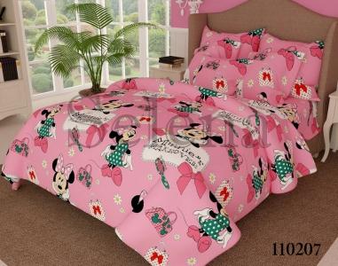 Подростковое постельное белье ТМ Selena бязь Минни Маус 110207