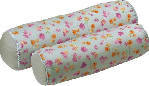 Подушка валик ТМ Руно силиконовая Кантри