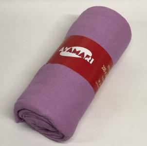 Простынь на резинке с наволочками ТМ Fida Almari махровая lilac