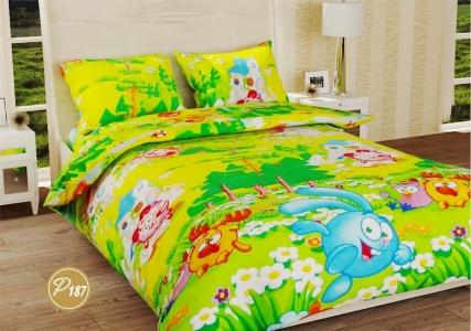 Подростковое постельное белье ТМ Лелека Текстиль ранфорс R187