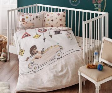 Детский постельный комплект ТМ TAС Driver