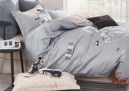Подростковое постельное белье ТМ Вилюта сатин-твил 233