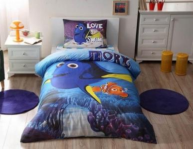 Подростковый постельный комплект ТМ TAС Finding Dory Movie