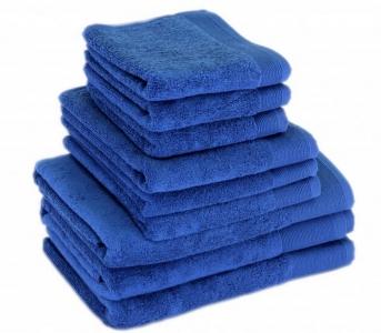 Полотенце махровое ТМ Terry Lux синий