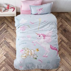 Подростковое постельное белье ТМ Clasy ранфорс Pegasus