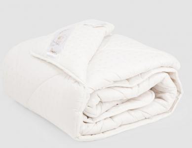 Одеяло зимнее шерстяное ТМ Iglen Тик