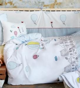 Постельное белье ТМ Karaca Home детский Balloon
