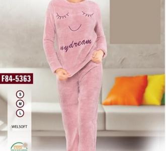 Домашний костюм Cocoon 84-5363 Pink