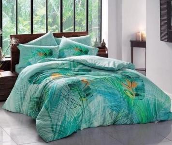 Постельное белье ТМ TAC бамбук Bahama евро-размер