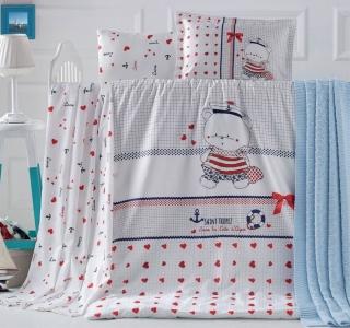 Детский постельный комплект ТМ Luoca Patisca Larinа