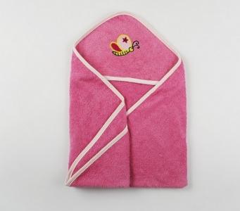 Полотенце-уголок для купания ТМ Lotus Wasp 08