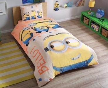 Подростковый постельный комплект ТМ TAС Minions Bello