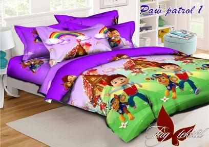 Подростковый постельный комплект ТМ TAG Paw Patrol 1
