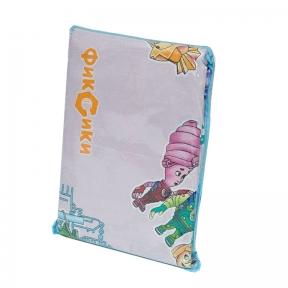 Детский постельный комплект ТМ Leleka-Textile ранфорс Фиксики