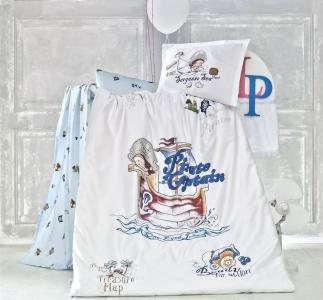 Детский постельный комплект ТМ Luoca Pirate