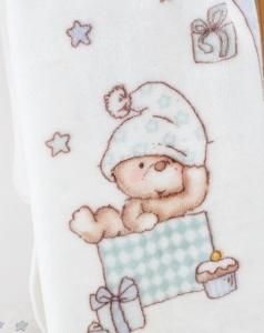 Плед-покрывало ТМ Karaca Home Funny bears детский 100х120