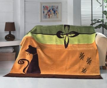 Плед-покрывало ТМ Lotus Cats Dream 150х200