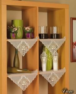 Набор салфеток для дома 6 шт ТМ Arya Kayaoglu Vazo
