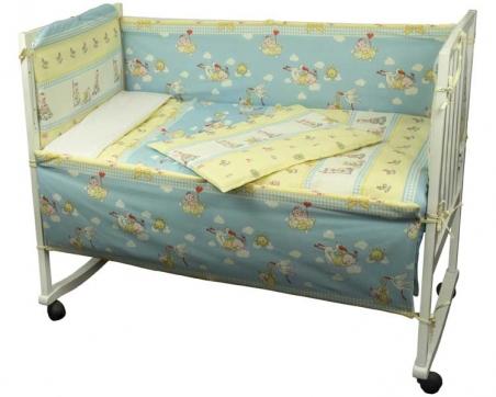 Детский постельный комплект ТМ Руно Журавлик
